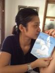 "'It's an inspiration"" Nadia Hastarini, Indonesia"
