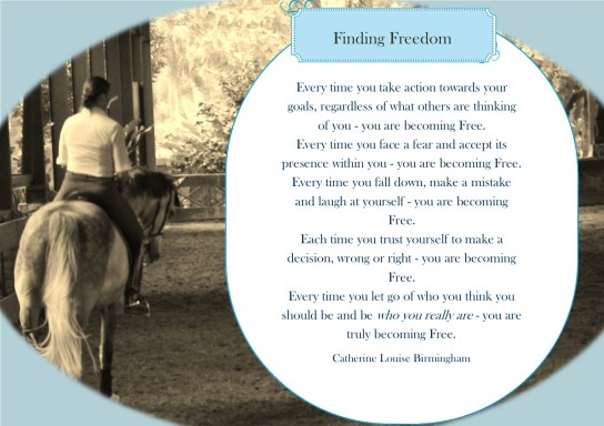 Finding Freedom 1